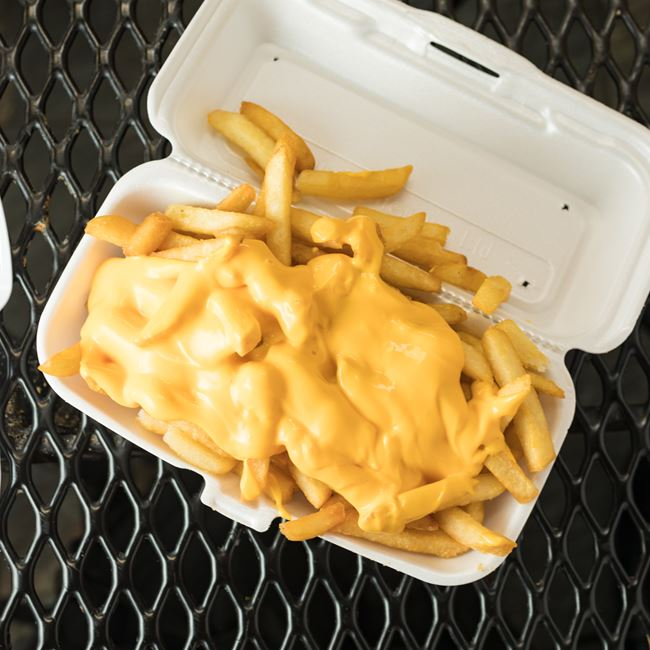 Cheese Fries at R U Hungry
