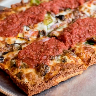 The Weekender Pizza