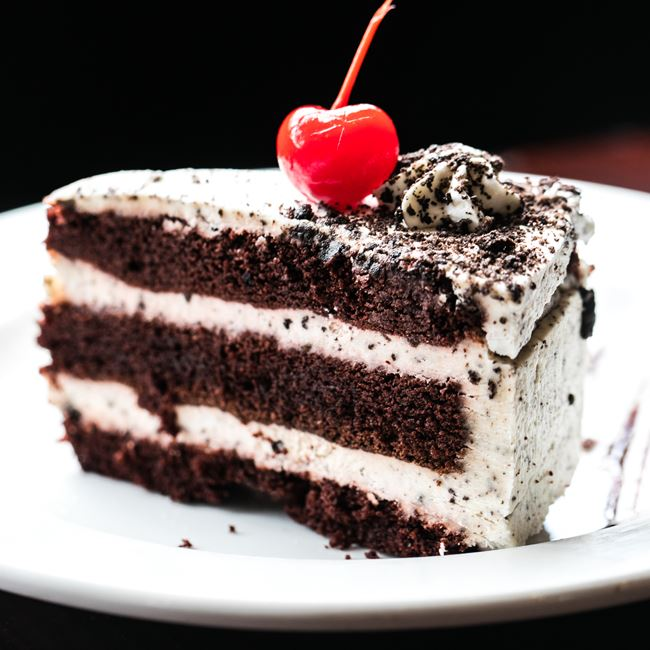 Oreo Cake at Arianna's Italian Grill and Pizzeria
