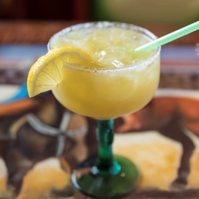 Margaritas at Los Jaripeos