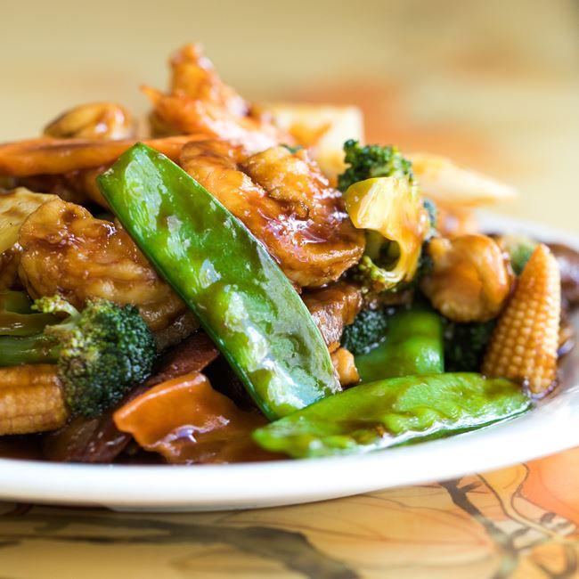 Four Seasons at Good Taste Chinese Restaurant