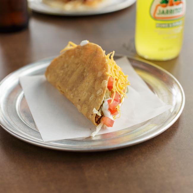 Gringo Taco at Taqueria El Jefe