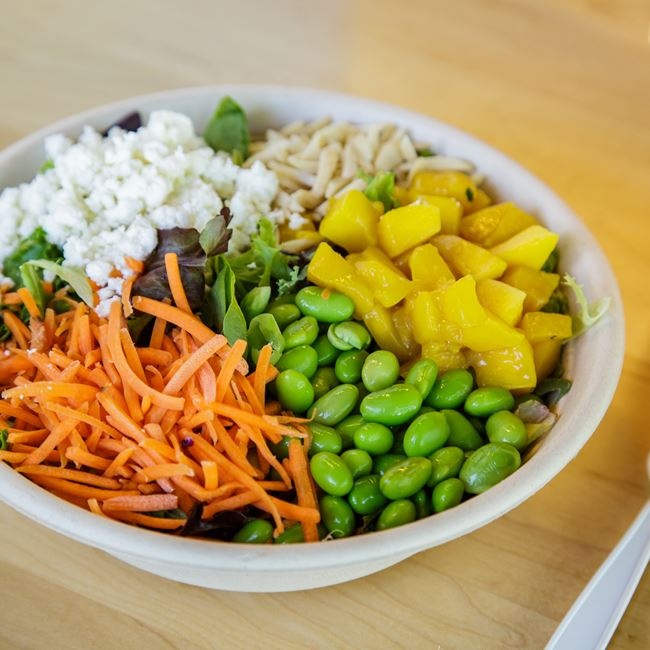 Metaboost Salad at Freshii