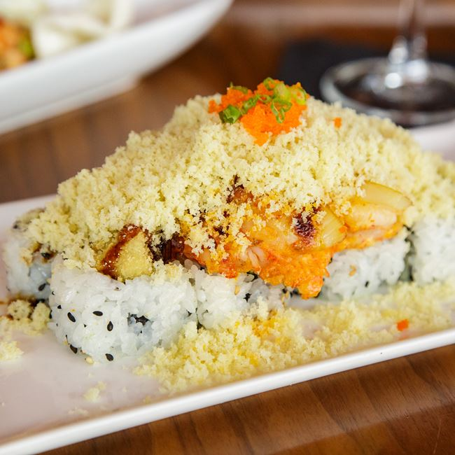 Super Volcano Roll at RED
