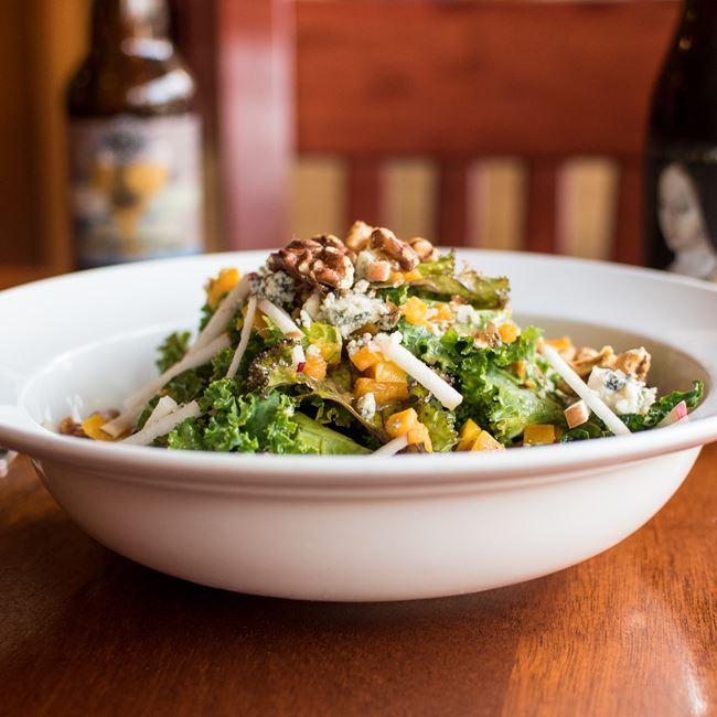 Kale Salad at Brasserie V