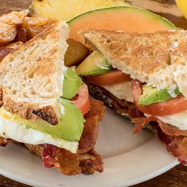 Award-Winning Egg Sandwich