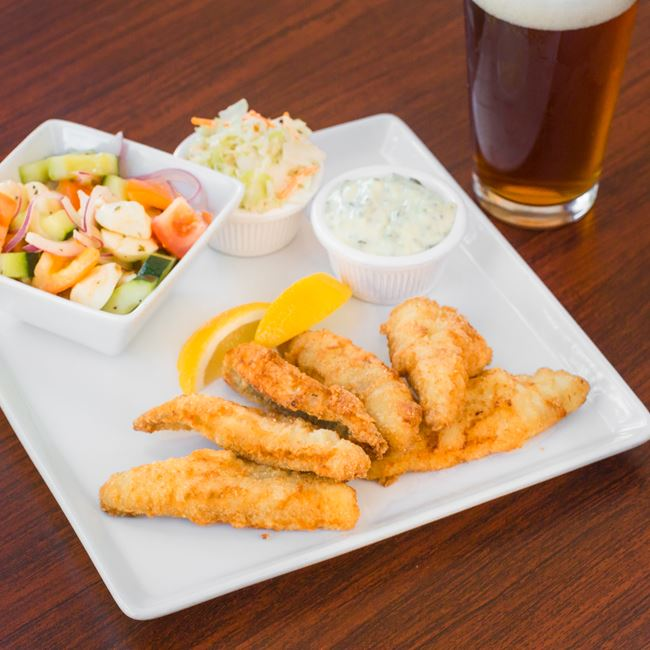 Perch Fish Fry at Settlers Inn