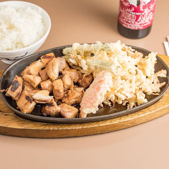 Chicken Teriyaki at Tokyo Restaurant