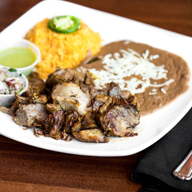 Carnitas at Lalo's Cocina