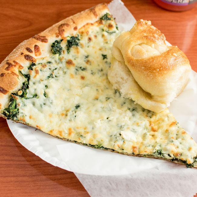 Famous Spinach Feta at Sal's Pizza