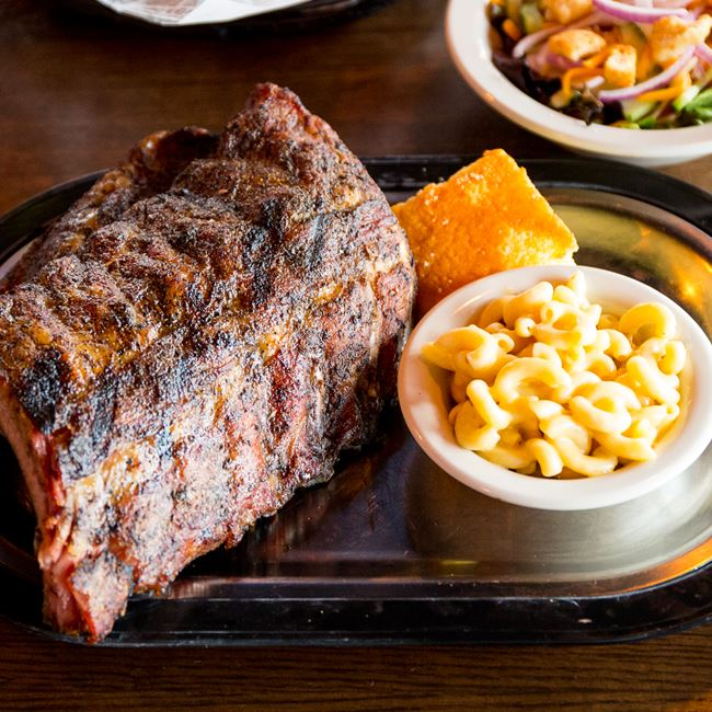 Premium Baby Back Ribs  at The Thirsty Goat