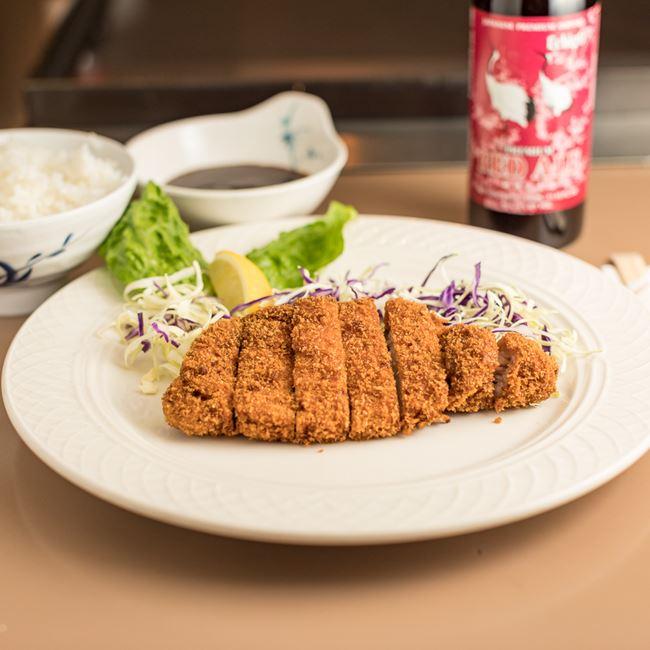 Tonkatsu at Tokyo Restaurant