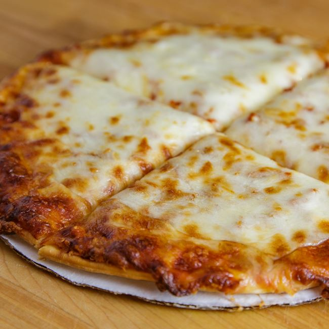 9-in Cheese Pizza at 114 Concessions