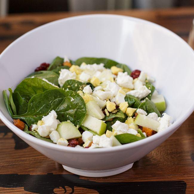 Bourne Identity Salad