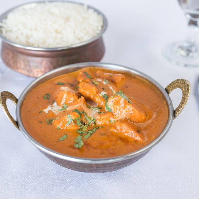 Chicken Tikka Masala at Bollywood Grill