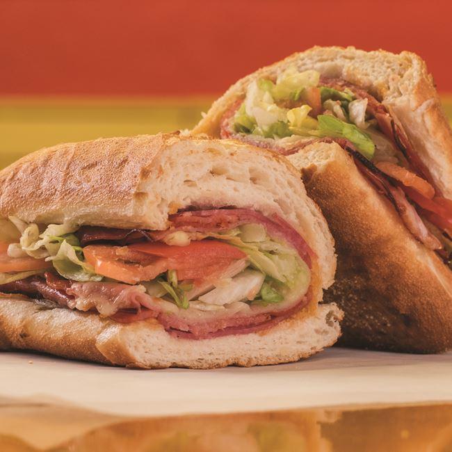 Italian Sandwich at Potbelly Sandwich Shop