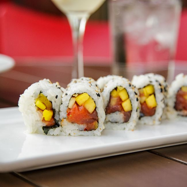 Tropical Roll at RED