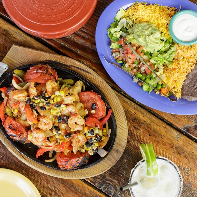 Surfin' Fajita at BelAir Cantina