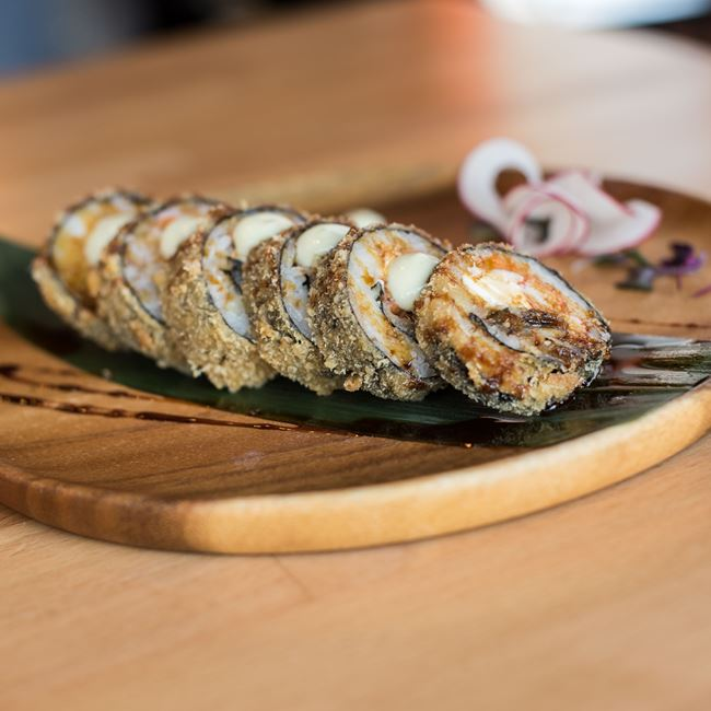 Farwell Roll at Rice N Roll Bistro