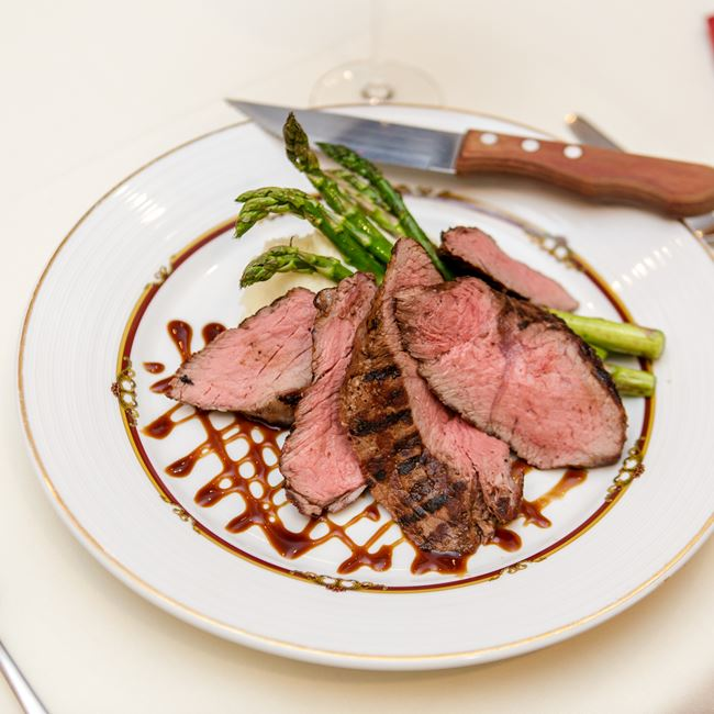 Bourbon Steak at Smokey's Fine Dining Restaurant