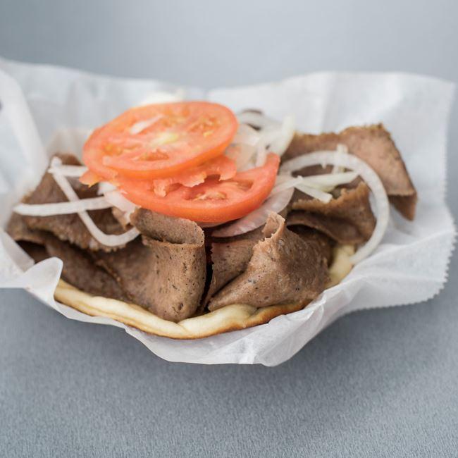 Gyro Sandwich at Gyro Palace
