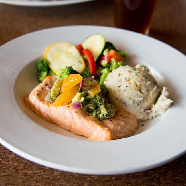 The Denali at North and South Seafood & Smokehouse