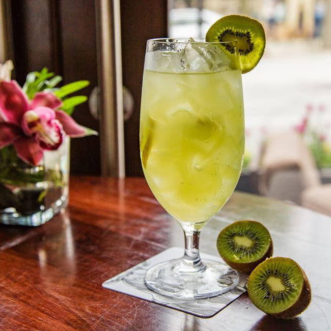 Kiwi Margarita at Mason Street Grill