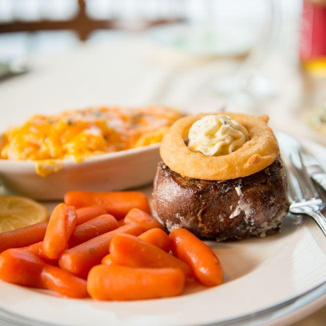 Filet Mignon at The English Inn