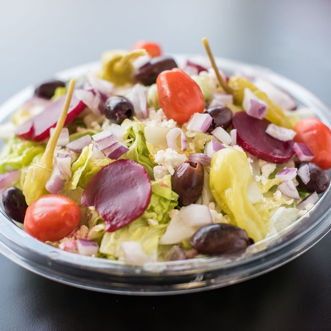 Greek Salad - Small at Jet's Pizza