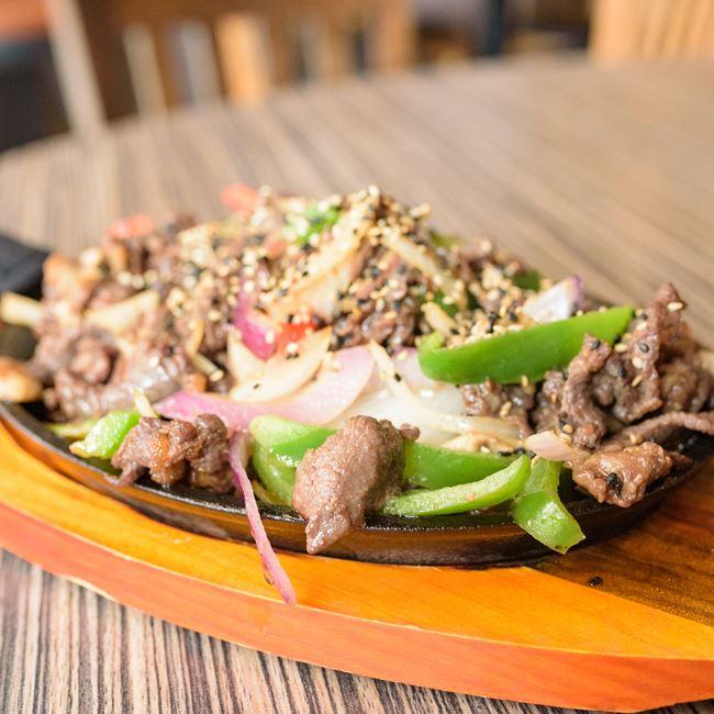 Bulgogi BBQ at One Bowl Asian Cuisine