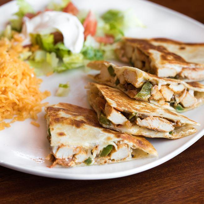 Quesadilla Lalo at Lalo's Cocina