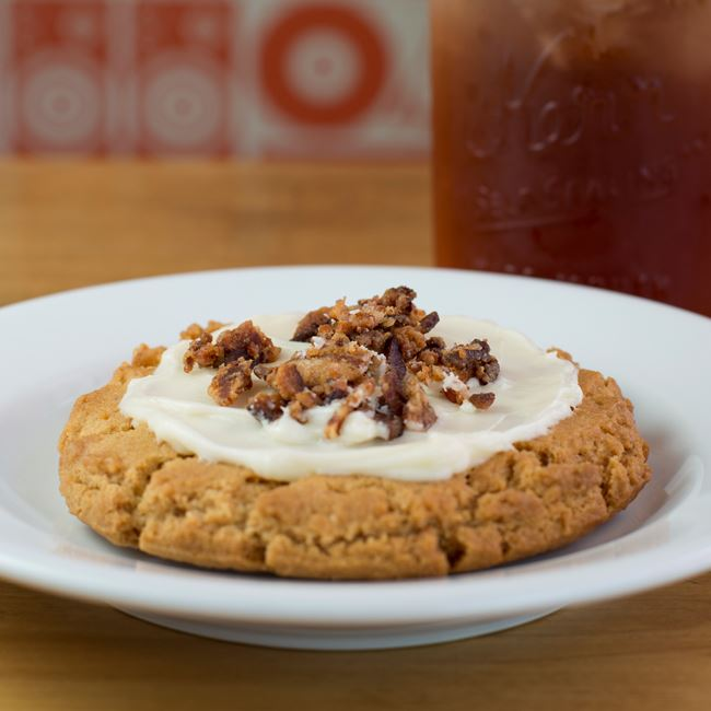 Maple Bacon Cookie at Analog Ice Cream and Coffee
