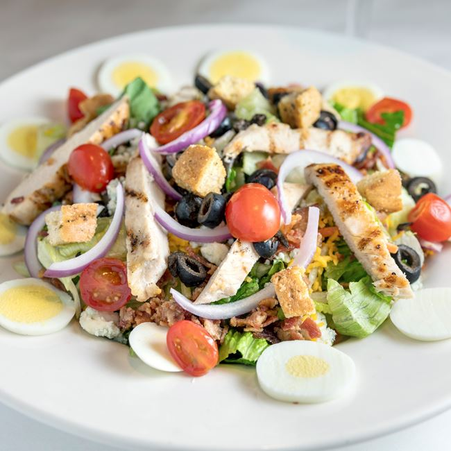 Cobb Salad at Benvenuto's Italian Grill
