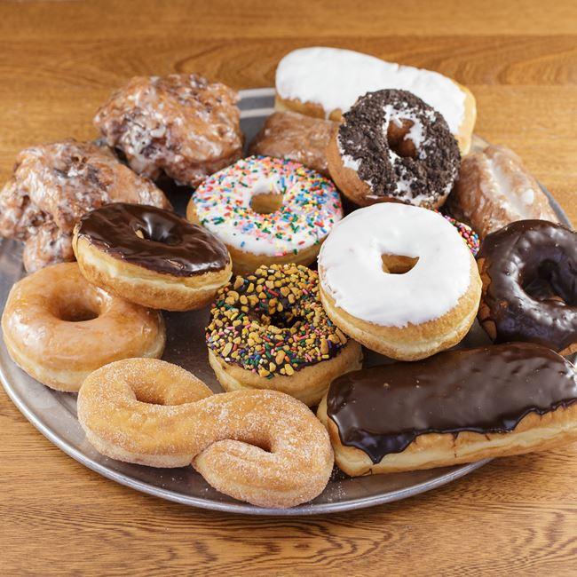 Doughnuts at Cranky Al's