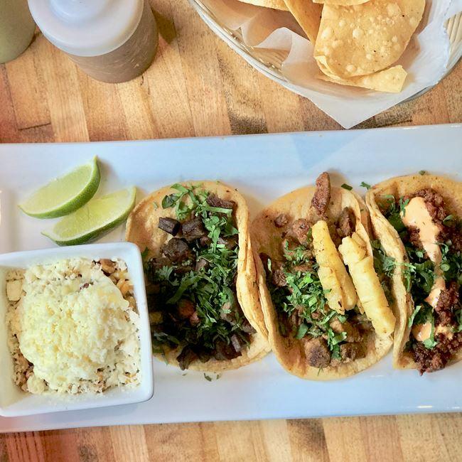 Pick 3 Tacos