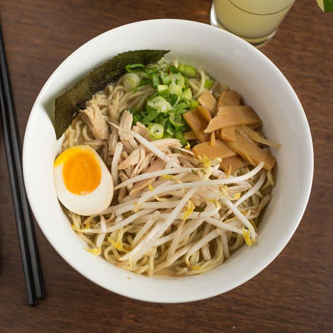 Miso Ramen at Umami Ramen & Dumpling Bar