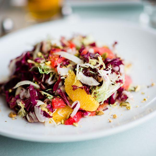Citrus Salad at Whistling Swan Inn & Restaurant