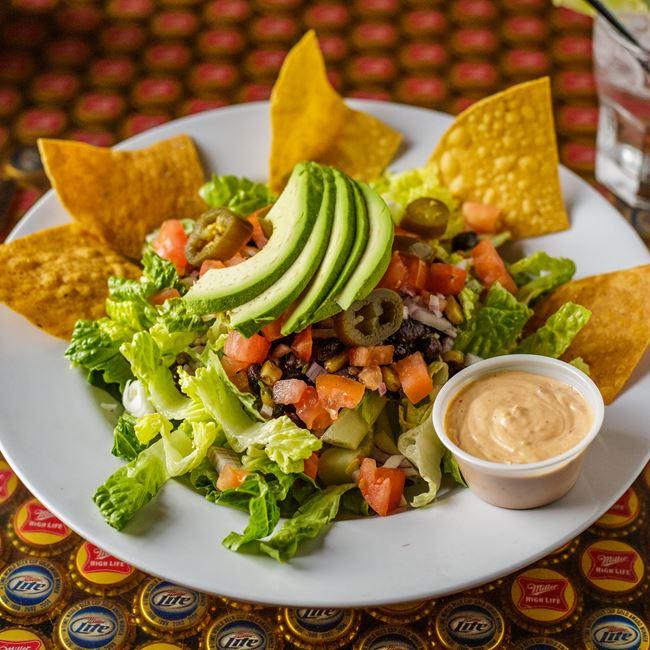 Fiesta Salad at Vintage Spirits & Grill