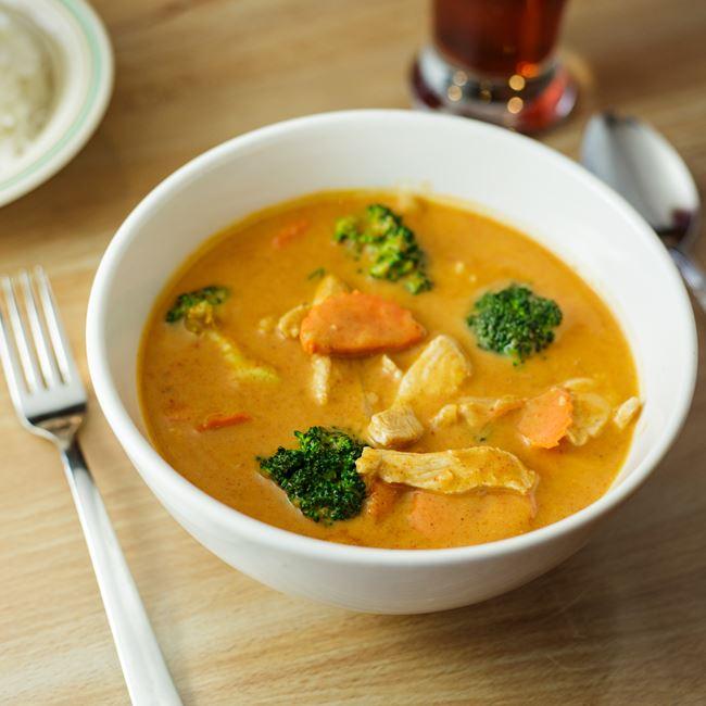 Panang Curry at Bahn Thai