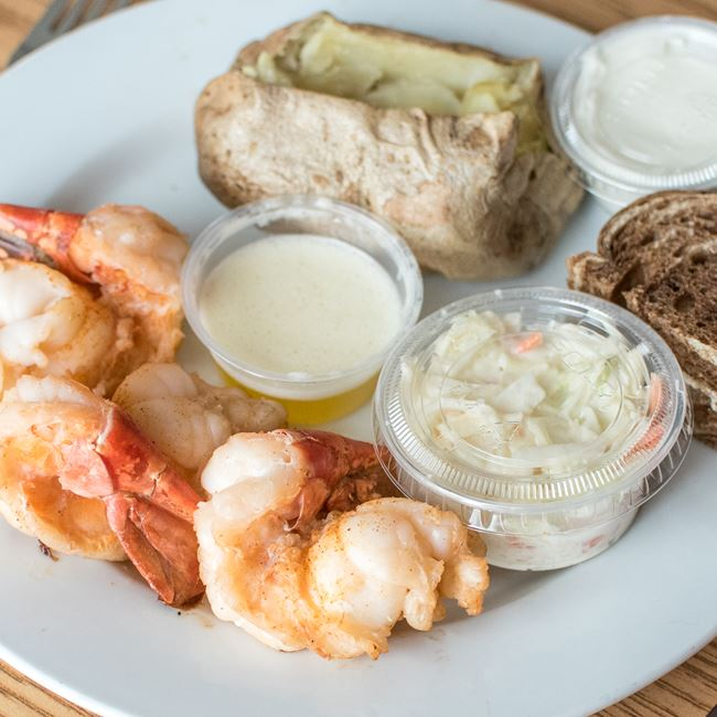Jumbo Shrimp at Sunset Bar & Grill