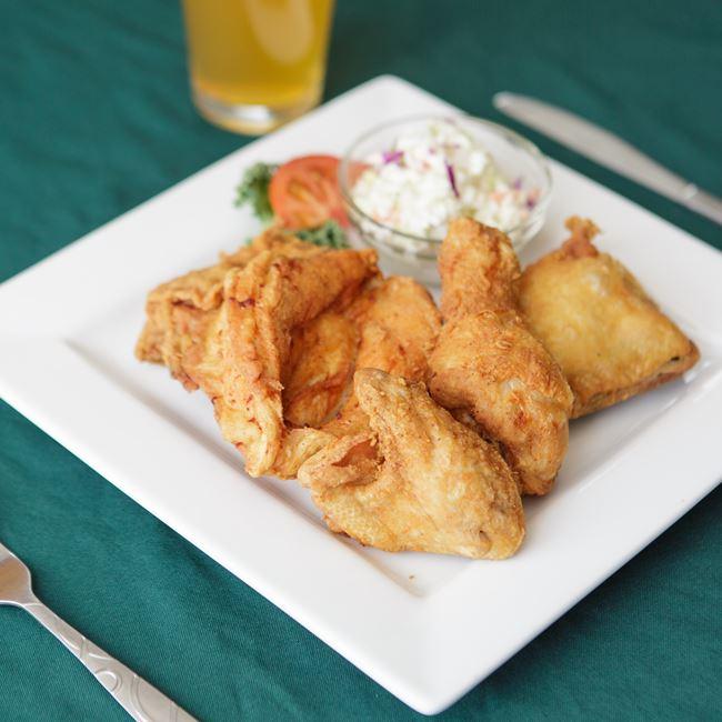 Shamrock Famous Fried Chicken at Shamrock Pub-n-Eatery