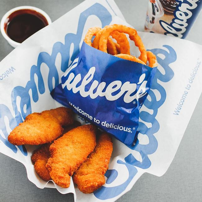 Original Chicken Tenders at Culver's