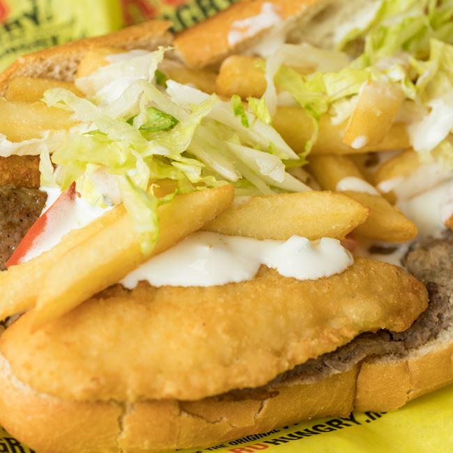 Fat Filipino Sandwich at R U Hungry