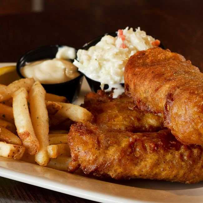 Old Fashioned Friday Fish Fry at Sprecher's Restaurant & Pub