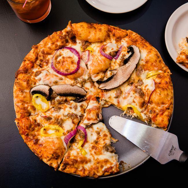 Union Pizza at Union Supper Pub