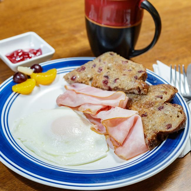 1 + 1 + 1 Breakfast Special