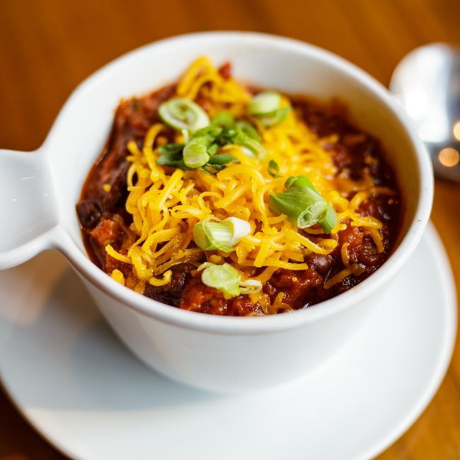 Chili, the Soup of the Day