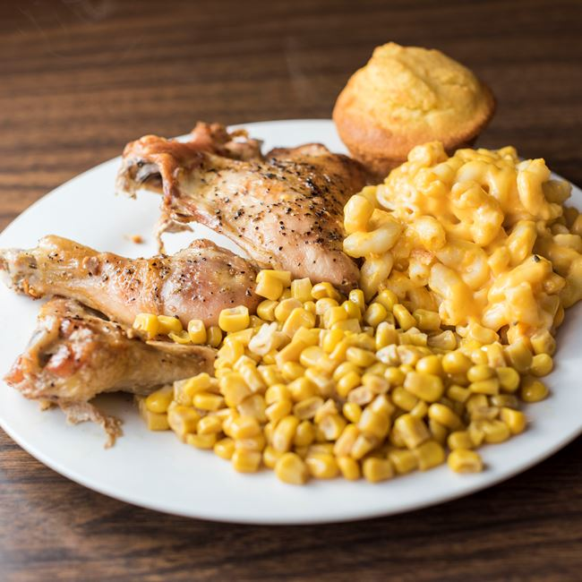 Baked Chicken at Daddy's Soul Food & Grille