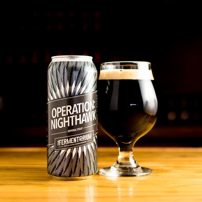 Operation: Nighthawk at The Fermentorium Brewery and Tasting Room