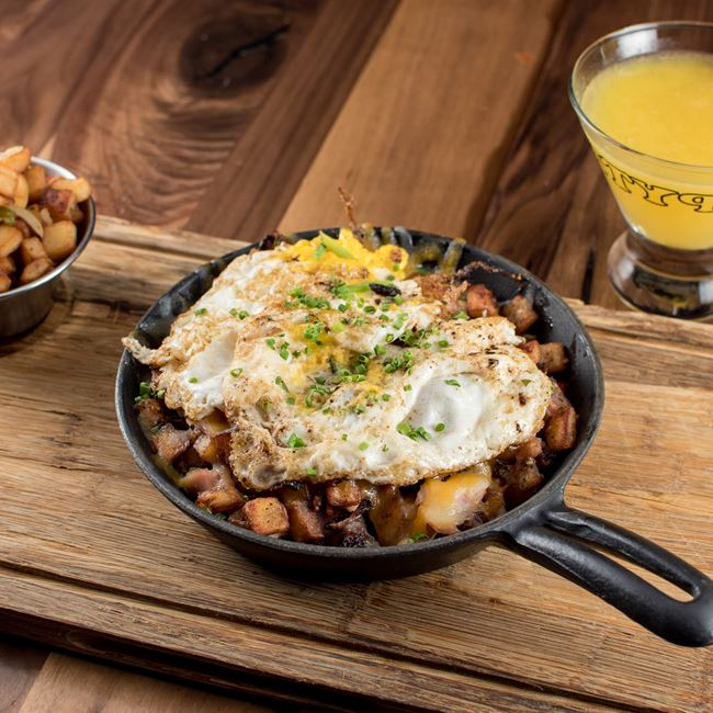 SafeHouse Skillet at SafeHouse